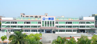 Dongguan Liyi Environmental Technology Co., Ltd. fabriek productielijn